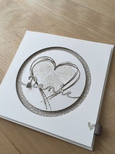Ein Blog über Stampin Up, Stempel und Papier Pretty Cards, Love Cards, Love Valentines, Valentine Day Cards, Coffee Wedding Favors, Sorry Gifts, Heart Cards, Stamping Up, Greeting Cards Handmade