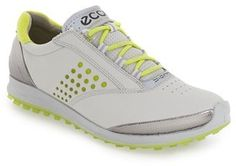Women's Ecco 'Biom' Hydromax Waterproof Golf Shoe  Disclosure: This is an affiliate link. If you click on this link and make a purchase, I will receive a commission. This does not increase the cost to you.