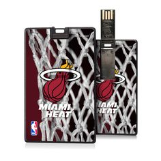 Miami Heat 8GB USB Net Credit Card Flash Drive - $19.99
