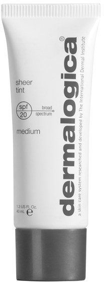 Pin for Later: 6 Tinted Moisturizers and BB Creams You Should Stock Up On For Spring Dermalogica Sheer Tint