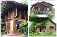 Topical House > Indonesian Rumah Panggung