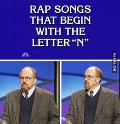 Name a rap song