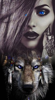 Beautiful Cats, Big And Beautiful, Wolves And Women, Wolf Spirit Animal, Moon Pictures, Gothic Beauty, Stylish Dresses, Photo Art, Fairy Tales