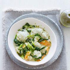 Hähnchen-Limetten-Curry