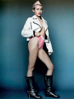 Miley Cyrus: la nueva freak de la moda