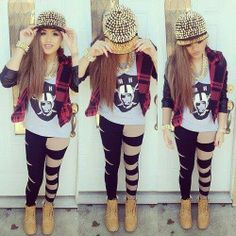 Swag girl OG Fashion Sense ʝαу∂є ѕ. ❤️