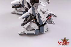MG 1/100 Sazabi Ver. Ka - Customized Build     Modeled by 壕友模型