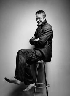 CLM - Photography - Simon Emmett - Jeremy Irons