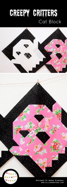 Neue Schnittmuster / New Patterns: Flower Garden