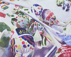 Rachel R. Score 5, Student Portfolios 2013-14 - AP Studio Art - Lake Norman High School - Mrs. Fox