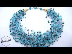 """Mira-Mira"" Necklace using Foam Technique 