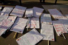 #JeSuisCharlie - Marcha   Stefany