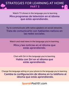 How to learn French at home? Share your techniques! Spanish Notes, Spanish Basics, Spanish Phrases, Spanish Vocabulary, Spanish Language Learning, How To Speak Spanish, Spanish Lesson Plans, Spanish Lessons, Spanish Class