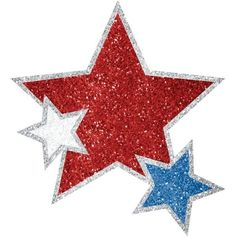 Red, White & Blue Star Body Jewelry ($0.99) ❤ liked on Polyvore featuring jewelry, star jewelry, red jewelry, red jewellery, body jewelry and body jewellery