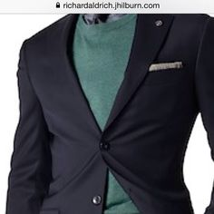 The classics - An Italian Navy Sport Coat - #readytowear and #offtherack in your size for under $300. Perfect for #fathersday. #giftsfordad #fashionformen #clothingformen #menswear #mensstyle #mensfashion #mensclothing Shop at http://RichardAldrich.JHilburn.com