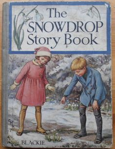 THE-SNOWDROP-BOOK-CICELY-MARY-BARKER-BLACKIE