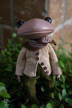 Funny Frogs, Cute Frogs, Frog Illustration, Frog Pictures, Frog Art, Jumping For Joy, Frog And Toad, Clay Creations, Doll Patterns