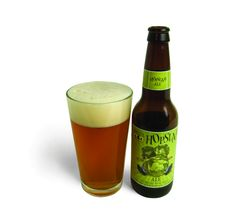 Bell's Hopslam Ale is brewed using a ridiculously complex combination of hops (the most complex hopping schedule in the Bell's lineup, in fact), providing a delicious aroma and fruity, honey-sweetened and balanced flavor that is so easy on the palate it might just get you in trouble – especially because it also clocks in at 10% alcohol by volume!