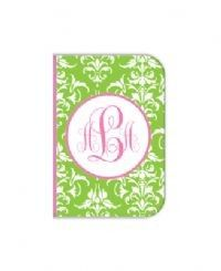Personalized Kindle Case by Lipstick Shades - Damask ($62.00)