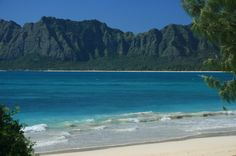 Bellows Beach, Oahu, Hawaii....miss going to this beach after 4 yrs...ds
