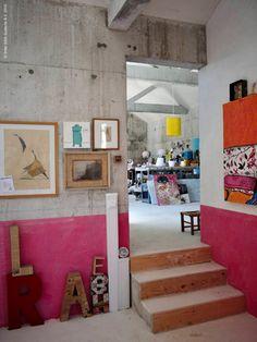 Interior wall decor and wall art. A Bohemian Life