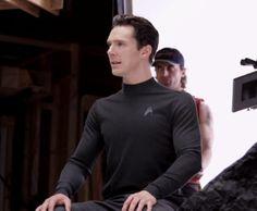 Benedict Cumberbatch. Star Treck. http://pinterest.com/aggiedem/sherlock-addict/ http://pinterest.com/aggiedem/sherbatched-or-cumberlocked/