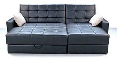 Cheap Leather Sofa Bed