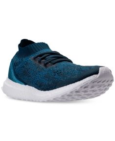 7897806bd adidas Men s UltraBOOST Uncaged x Parley Running Sneakers from Finish Line  - Blue 10.5 Ultraboost Uncaged