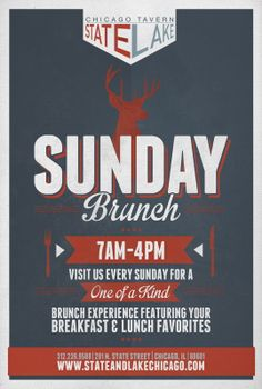 brunch flyers - Google Search