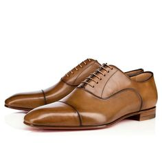 307ceb3a0108 Christian Louboutin United States Official Online Boutique - Greggo Flat  Cappuccino Leather available online. Discover more Men Shoes by Christian  Louboutin