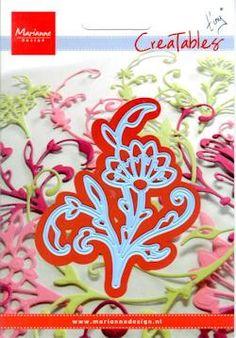 (blad-13) LR0250 Creatable - Marianne Design