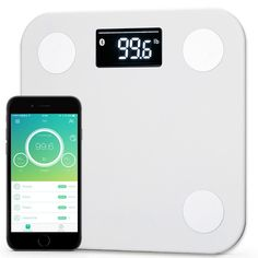 Yunmai Mini Bluetooth Smart Scale - White