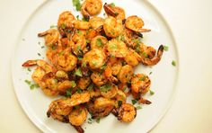 We love Sriracha's heat, which is warm, lasting, and assertive without being overbearing. The oil and sugar give the marinade some viscosity so it doesn't just season the shrimp but clings to it. But it's the sugar that makes this dish -- on the grill, the sugar caramelizes, giving the shrimp a laquered feel, and its sweetness balances the kick of the Sriracha. Recipe courtesy of the cooks at food52.com. Photo by Sarah Shatz, courtesy of food52.com.