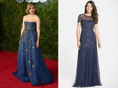 Channel your inner J.Lo with this gown.
