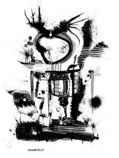 Digital art - Abstract art - 5400 x 7200 px - 8/17