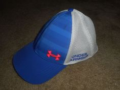 UNDER ARMOUR FITTED CAP HAT SIZE L XL - FREE SHIPPING  fashion  clothing   shoes  accessories  mensaccessories  hats  ad (ebay link) 389169b87d4c