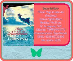 """Ficha """"Bajo la luna del Amazonas"""", Lydia Alfaro"""