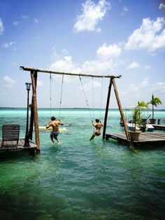 Most Beautiful Spots on Our Planet: True Traveler's Must-See (by Agnes Kelly) Bacalar Lagoon, Mexico