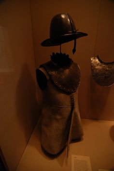 Helmet, Gorget, Buff Coat by gorekun, via Flickr