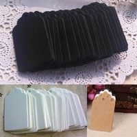 100% Brand new,high quality Material:Kraft paper Color:White,black,tan Style:Casual Size: 3cm(1.18in