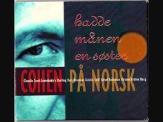Cohen på norsk - Spurv på en snor (Bird on a Wire)