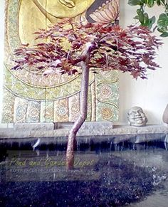 Leaning Vase Fountain Water Feature Bubbler   Pond And Garden Depot |  Fountain Ideas | Pinterest | Water Features, Fountain And Gardens