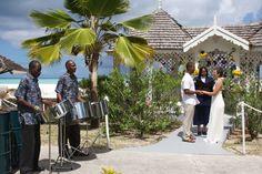 Magical weddings at Jolly Beach Resort, Antigua.