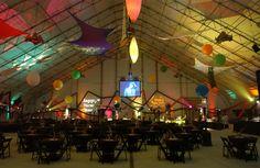 Event at Empire Polo Club's Forum Venue.