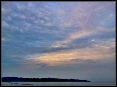★SILENCE #SORA_e #空絵: 2012/07 - 2012/08  おはよう!穏やかに 明けてきた「 #空絵 #SORA_e 」 #photo_by_CANNO #空でつながる (or #Undersky )