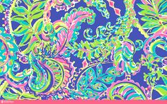 An Unofficial Collection of Lilly Pulitzer Prints - Toucan Play