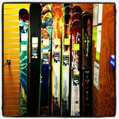 NEW 2012-13 Nordica skis have arrived just in time for Sturtevant's Anniversary Sale!!
