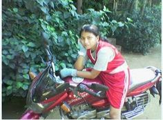 "india girls on bike welcomes-Women empowerment-Save A Girl Child-""Beti Bachao-Beti Padhao"" : biker girls 2"
