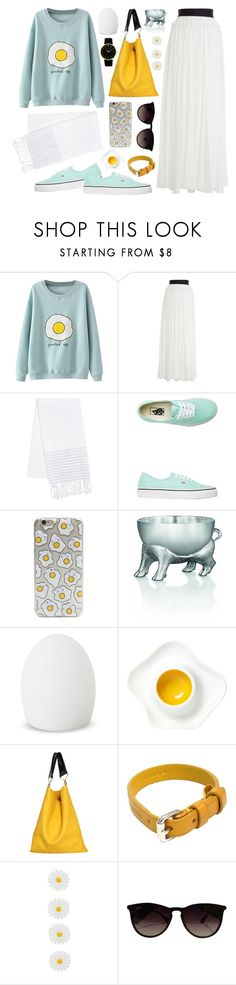 """Fry it !"" by marasweet99 ❤ liked on Polyvore featuring Faith Connexion, Leila's Home Living, Vans, Asprey, Ben de Lisi, Marni, Louis Vuitton, Accessorize, Ray-Ban and Larsson & Jennings"