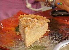 Torta normanda de manzanas - Maru Botana